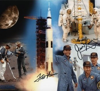 Apollo 13 Limited-Edition Autographed Print