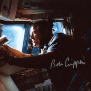 Bob Crippen Autographed Print 2