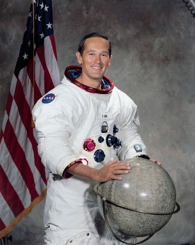 Charlie Duke | Astronaut Scholarship Foundation