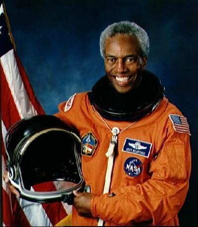 Robert Lawrence Astronaut