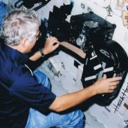 Hank Hartsfield Autographed Print 3