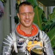 Mercury 7 astronaut and ASF founder Scott Carpenter