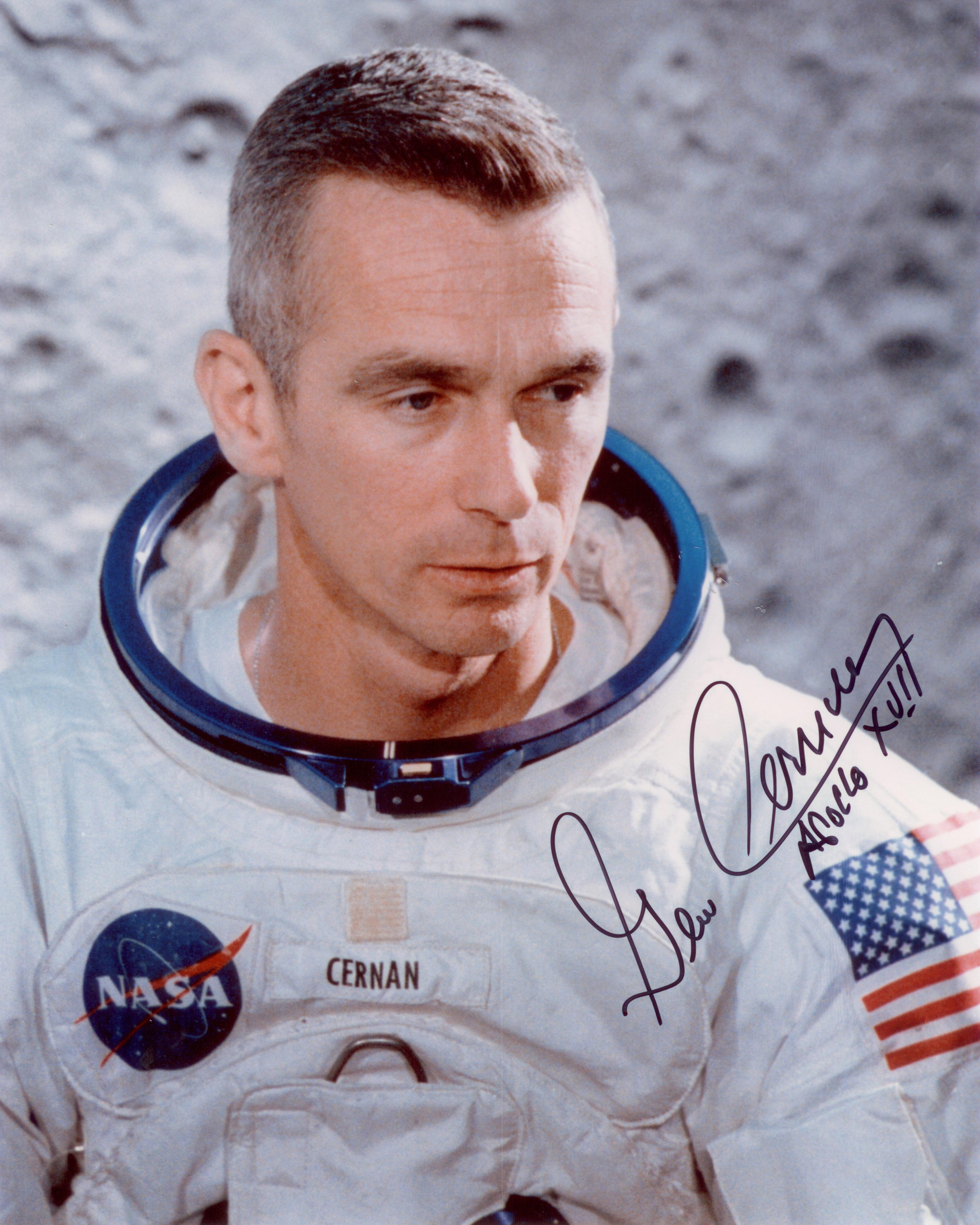 Image result for gene cernan