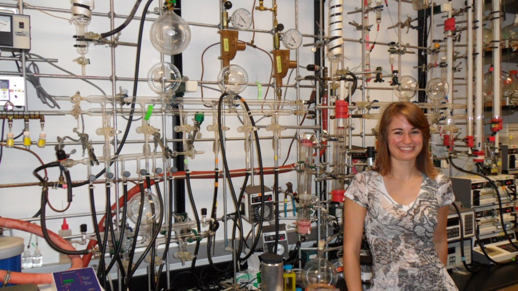 Astronaut Scholar Christine Morrison