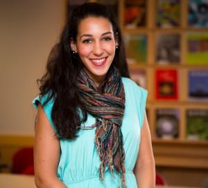 Astronaut Scholar Nadia Abuelezam